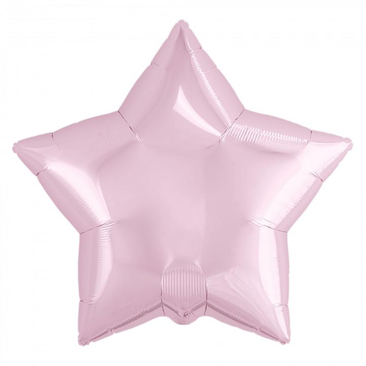 Звезда Светло-розовая