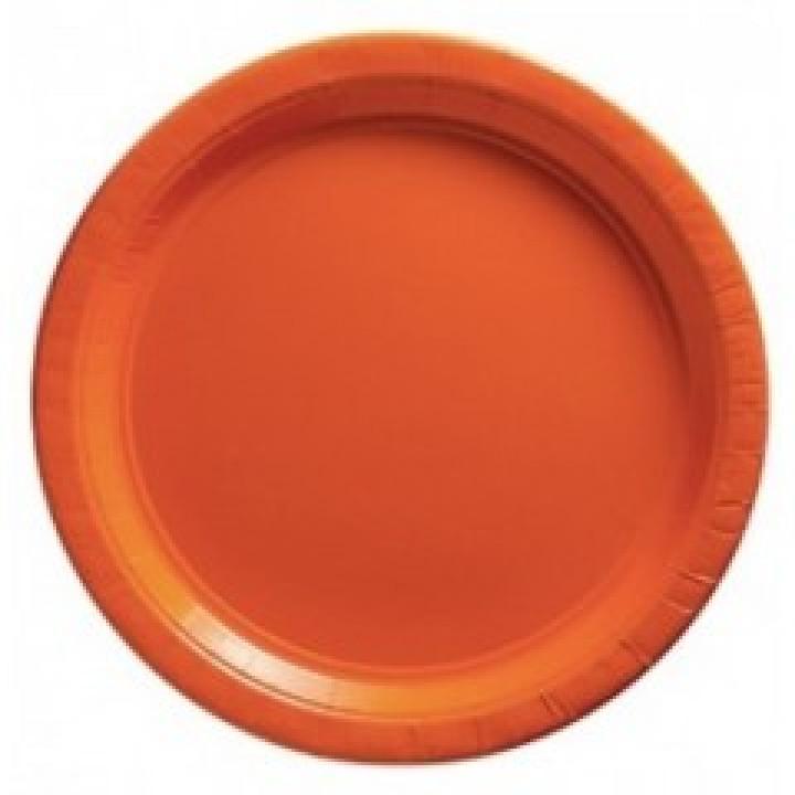 Тарелка Orange Peel 17 см