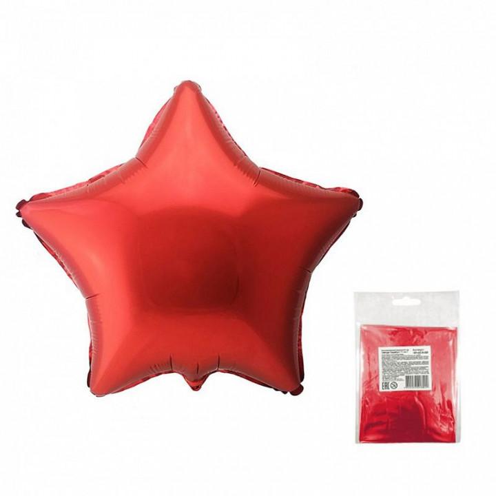 Звезда Красная в упаковке