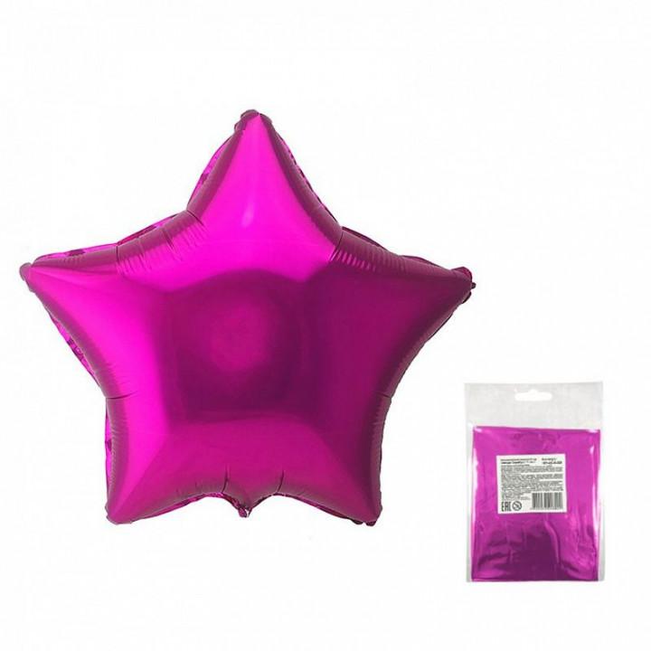 Звезда Розовая в упаковке