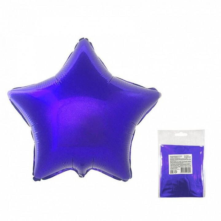 Звезда Фиолетовая в упаковке