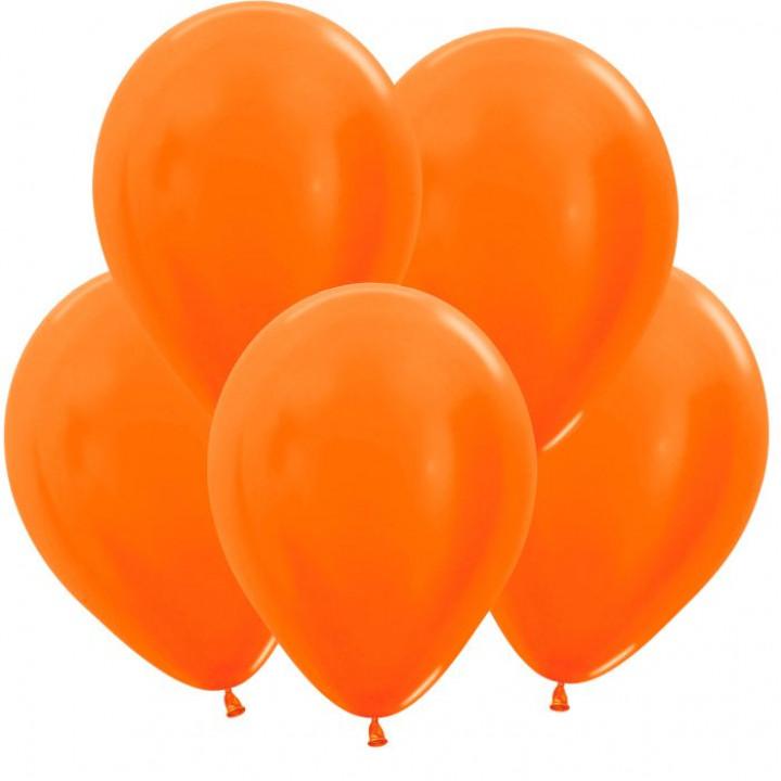 Метал 12 Оранжевый