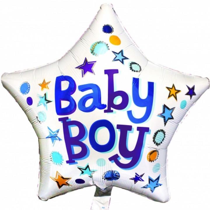 Звезда Мальчик Baby Boy