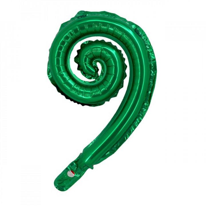 Спираль Зелёный