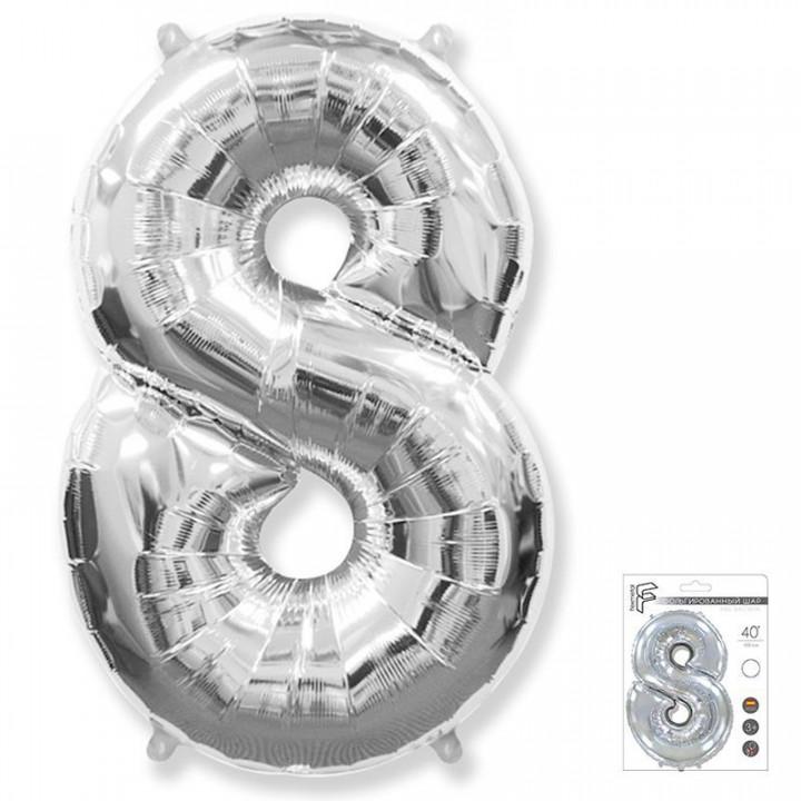 Ф Silver 8 ЦИФРА 40