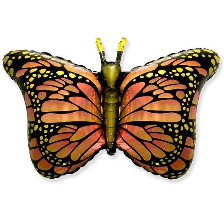 Королевская бабочка (оранжевая)