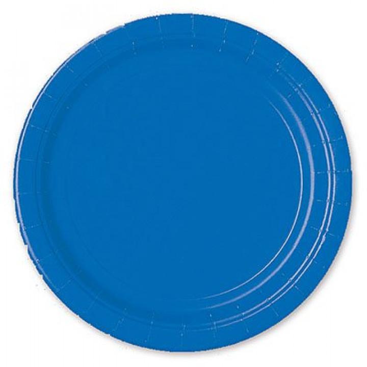 Тарелка Marine Blue 17 см